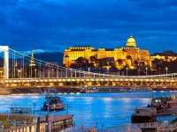 Budapest City Lights Tour