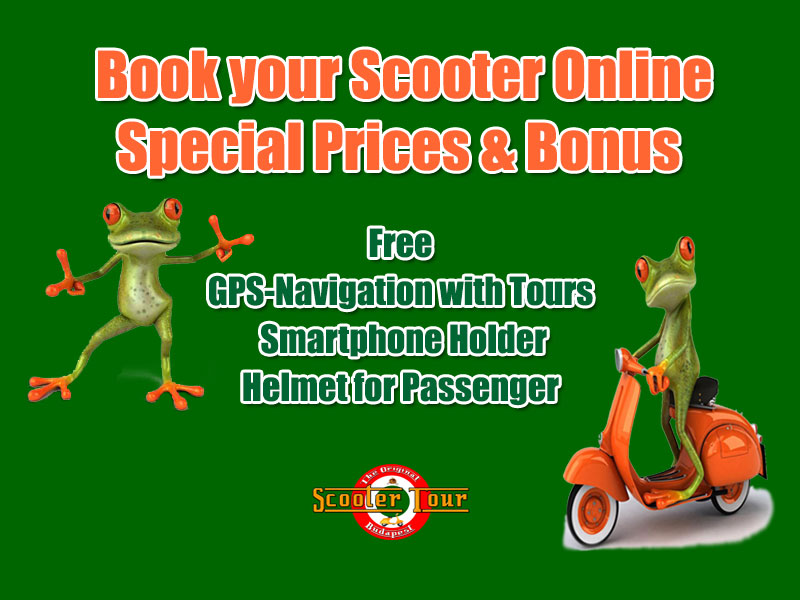 Online Booking Promotion 2019