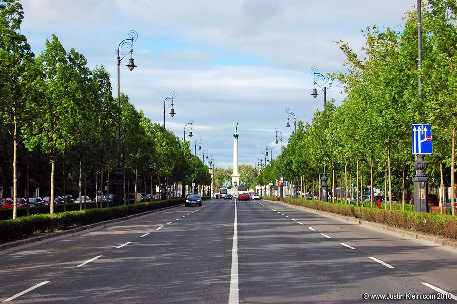 Andrassy Avenue -Budapest Champs Elysee