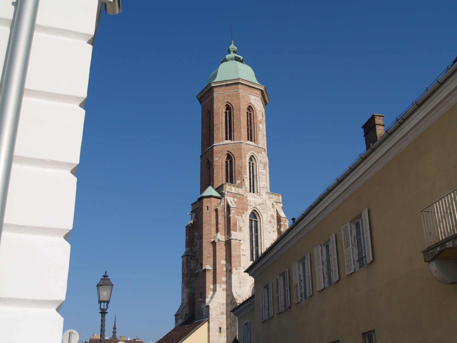St. Mary Magdalena Tower