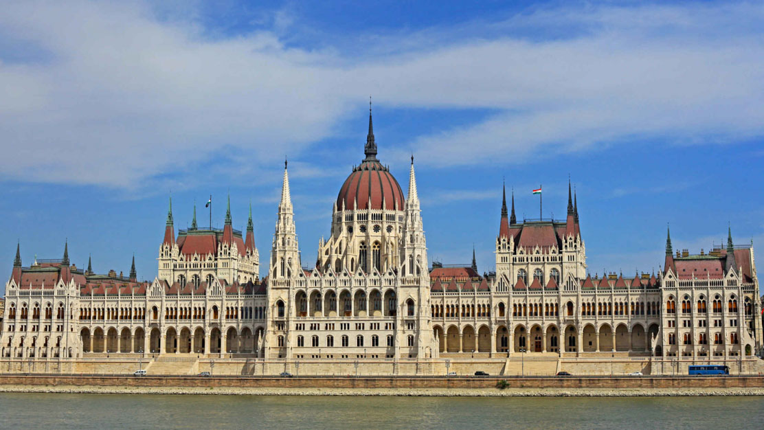 Day 1  Budapest an unforgottable experience on land and water