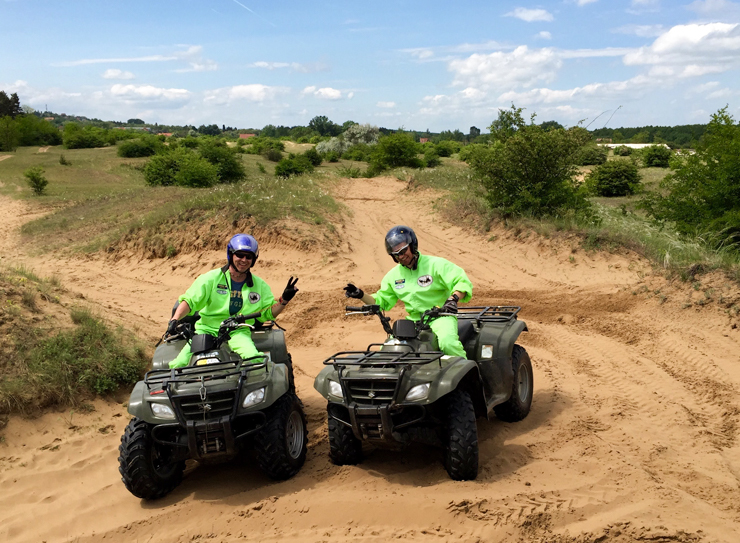 Off Road Quad adventure & Jeep Safari