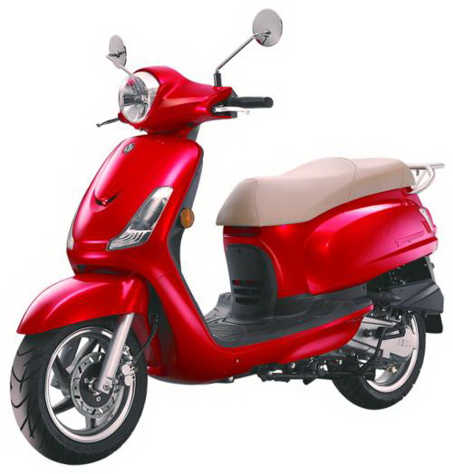 SYM Fiddle 50 cc